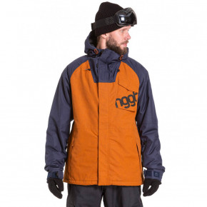Go to the product Jacket Nugget Rover rust ripstop/navy heather 2020/2021