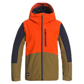 Go to the product Jacket Quiksilver Ambition Youth pureed pumpkin 2020/2021