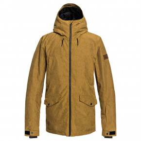 Go to the product Jacket Quiksilver Drift golden brown 2018/2019