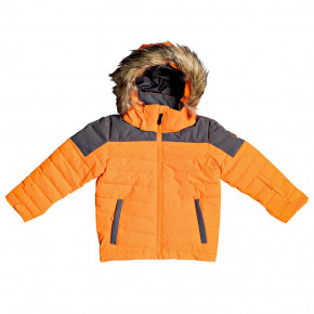 Przejść do produktu Kurtka Quiksilver Edgy Kids shocking orange 2020/2021