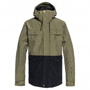 Go to the product Jacket Quiksilver Horizon grape leaf 2018/2019