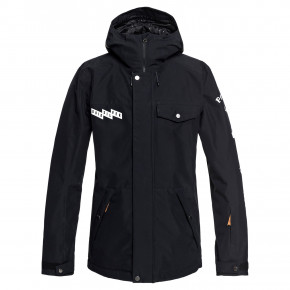 Go to the product Jacket Quiksilver In The Hood black 2018/2019