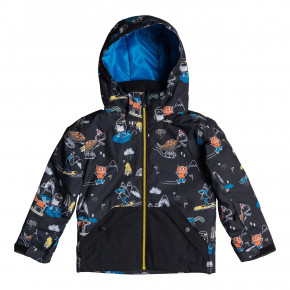 Przejść do produktu Kurtka Quiksilver Little Mission Kids black snow party 2019/2020