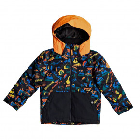 Go to the product Jacket Quiksilver Little Mission Kids true black ski fun 2020/2021