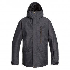Go to the product Jacket Quiksilver Mission black 2019/2020