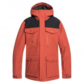 Go to the product Jacket Quiksilver Raft barn red 2019/2020