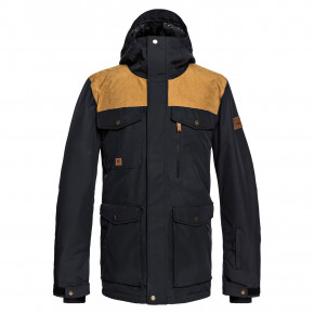 Go to the product Jacket Quiksilver Raft black 2018/2019