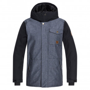 Prejsť na produkt Bunda Quiksilver Ridge Youth dress blues 2018/2019