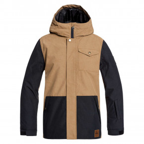 Go to the product Jacket Quiksilver Ridge Youth otter 2019/2020