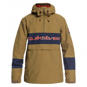 Go to the product Jacket Quiksilver Steeze military olive 2020/2021
