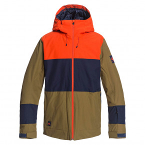 Go to the product Jacket Quiksilver Sycamore military olive 2020/2021
