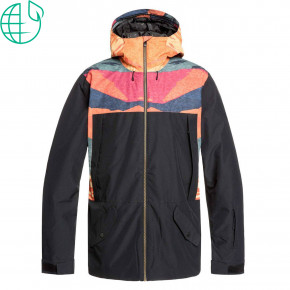 Go to the product Jacket Quiksilver Tr Ambition apricot orange tr sunrises 2019/2020