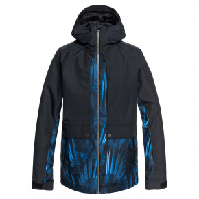 Go to the product Jacket Quiksilver Tr Ambition daphne blue/stellar 2018/2019