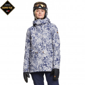 Prejsť na produkt Bunda Roxy Gore-Tex 2L Glade Printed heather grey botanical flowers 2019/2020