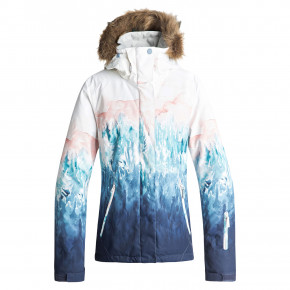 Go to the product Jacket Roxy Jet Ski SE bright white/snowyvale 2018/2019