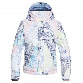 Go to the product Jacket Roxy Roxy Jetty Girl bright white/alska bird 2018/2019