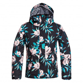 Go to the product Jacket Roxy Roxy Jetty Girl true black tropical day 2020/2021