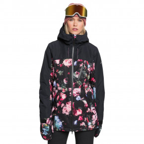 Prejsť na produkt Bunda Roxy Stated Parka true black blooming party 2020/2021