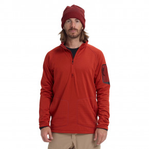 Go to the product Tech Hoodie Burton Ak Grid Half Zip bitters 2018/2019