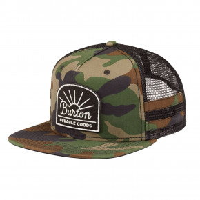 Go to the product Cap Burton Bayonette Snapback camo 2020/2021