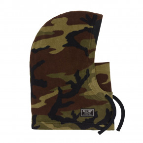 Go to the product Balaclava Burton Burke Hood worn camo 2019/2020