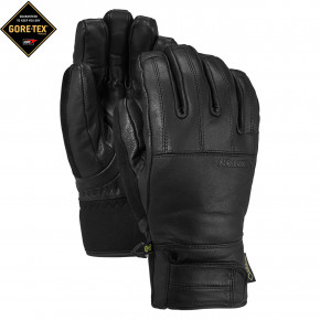 Go to the product Gloves Burton Gondy Gore Leather true black 2020/2021