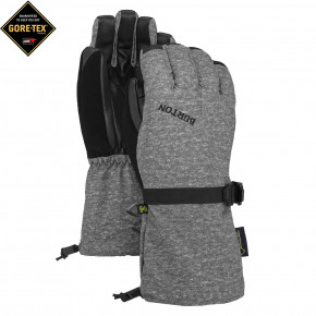 Go to the product Gloves Burton Kids Gore monument heather 2020/2021