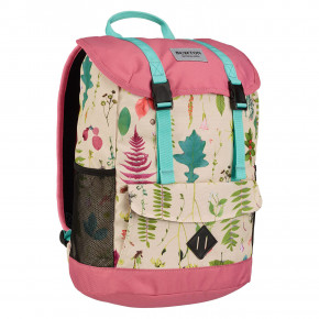 Go to the product Backpack Burton Kids Outing creme brulee oakledge floral 2020