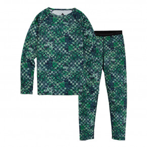 Prejsť na produkt Tričko Burton Lightweight Base Layer Set Kids birds eye 2020/2021