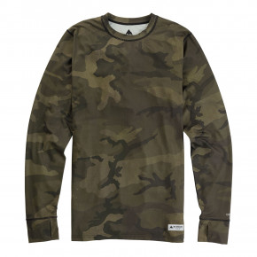 Go to the product Top Burton Lightweight Crew worn camo 2019/2020