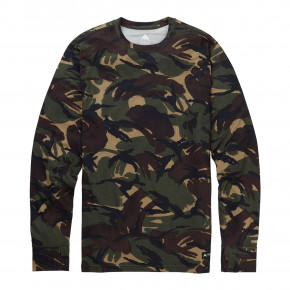 Go to the product Top Burton Midweight Crew seersucker camo 2018/2019
