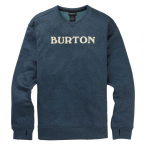 Go to the product Tech Hoodie Burton Oak Crew dress blue heather 2019/2020