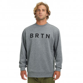 Go to the product Tech Hoodie Burton Oak Crew grey heather 2019