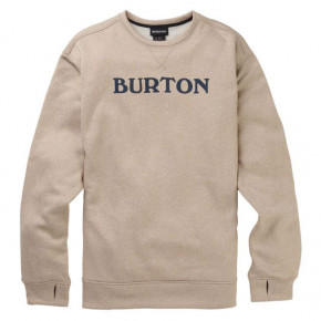 Go to the product Tech Hoodie Burton Oak Crew plaza taupe heather 2019/2020