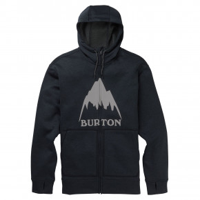 Go to the product Tech Hoodie Burton Oak Fz Hoodie mountain true black heather 2019/2020