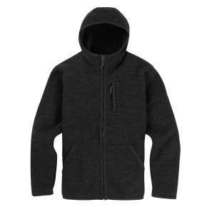 Przejść do produktu Bluza Burton Premium Crown Bond.fz Hoodie true bk sherpa wool 2018/2019