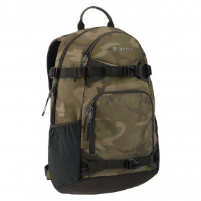 Go to the product Snowboard backpack Burton Riders 25L worn camo 2019/2020