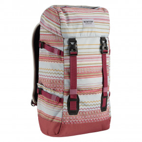 Go to the product Backpack Burton Tinder 2.0 aqua grey revel stripe print 2019/2020