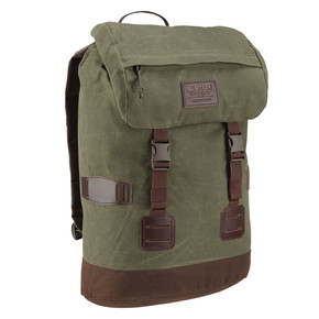 Go to the product Backpack Burton Tinder forest night waxed canvas 2017/2018
