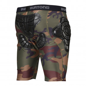 Go to the product Protective gear Burton Total Impact Short highland camo 2018/2019