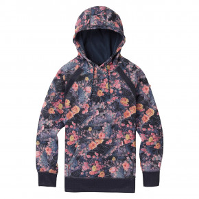 Go to the product Tech Hoodie Burton Wms Crown Bonded Pullover prickly pear 2018/2019