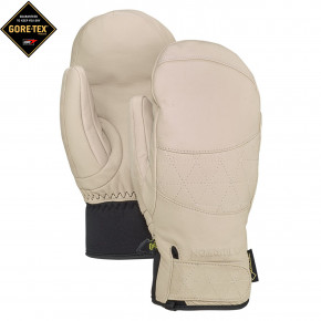Go to the product Gloves Burton Wms Gondy Gore Mitt creme brulee 2020/2021