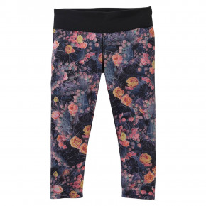 Go to the product Pants Burton Wms Midweight Capri prickly pear/true black 2018/2019