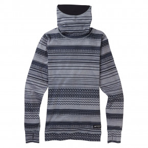 Go to the product Top Burton Wms Midweight Long Neck grey revel 2019/2020