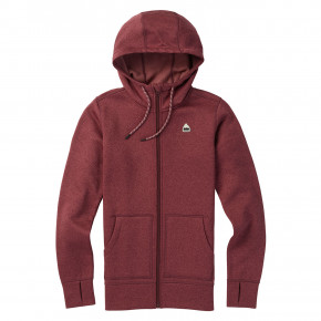 Go to the product Tech Hoodie Burton Wms Oak FZ port royal heather 2018/2019