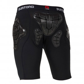 Go to the product Protective gear Burton Wms Total Impact Short true black 2018/2019