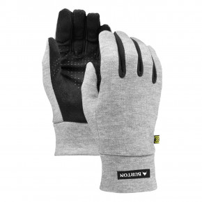 Go to the product Gloves Burton Wms Touch N Go Liner heathered grey 2020/2021
