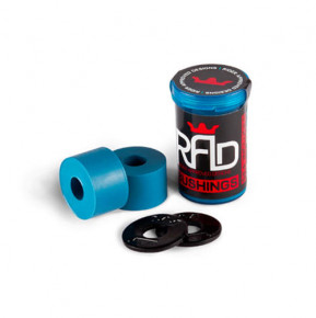Go to the product Bushings and pivot cups R.a.d. Bushing Set blue