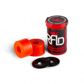 Przejść do produktu Bushingi i pivot cupy R.a.d. Bushing Set red