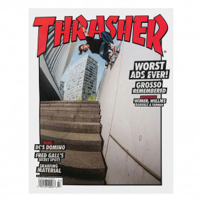 Go to the product Magazine Thrasher Červenec 2020
